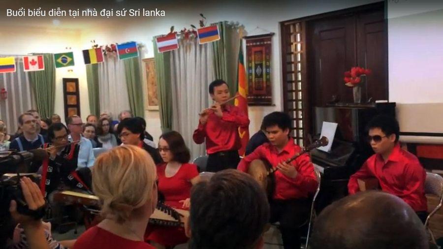 Nâng cánh âm nhạc dân tộc qua những 'Thanh âm hy vọng'