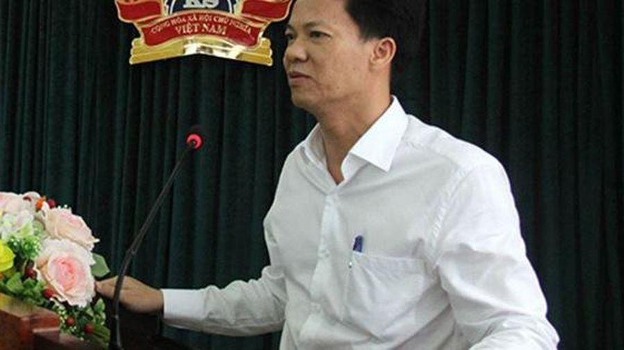 Bị kỷ luật, Bí thư Quận ủy Hà Đông chưa bị xem xét tư cách đại biểu HĐND TP Hà Nội