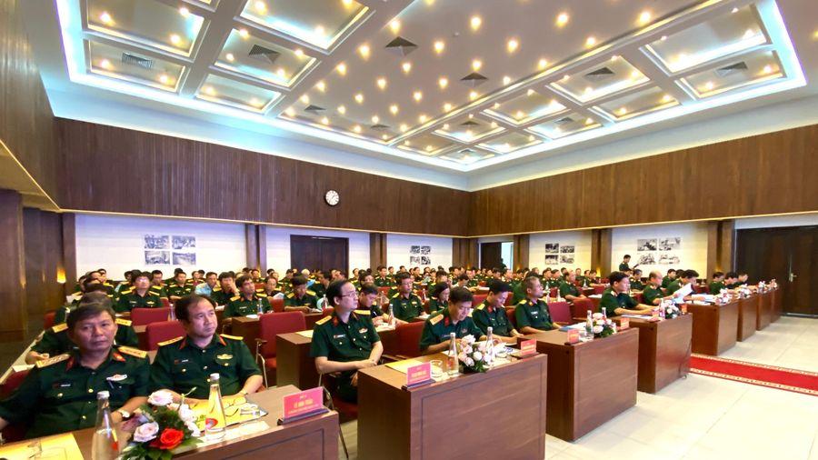 Ngành Quân y đã triển khai quyết liệt, đồng bộ các giải pháp phòng, chống dịch Covid-19