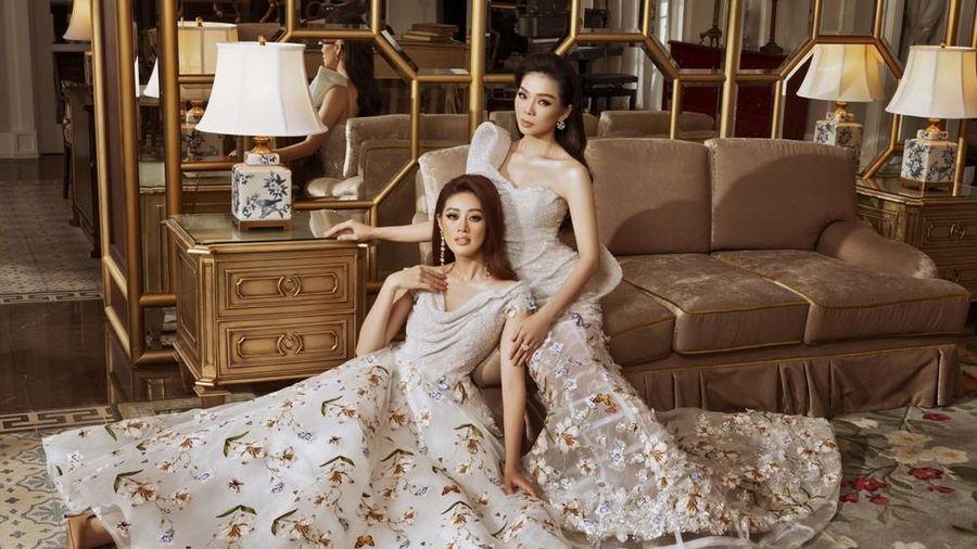 Ca sĩ Lệ Quyên, Hoa hậu Khánh Vân cùng trở thành nàng thơ của 'Thương'