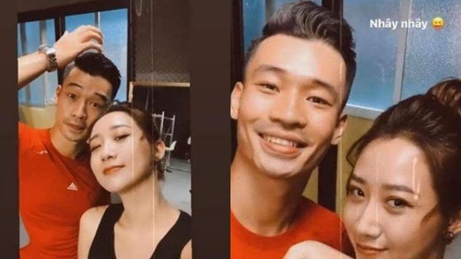 Kiều Ly và 'chú bộ đội' tung ảnh hẹn hò khiến fan phát sốt