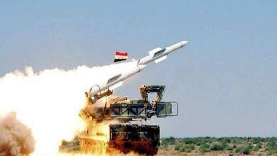 Quân đội Syria tấn công dữ dội khủng bố ở Latakia