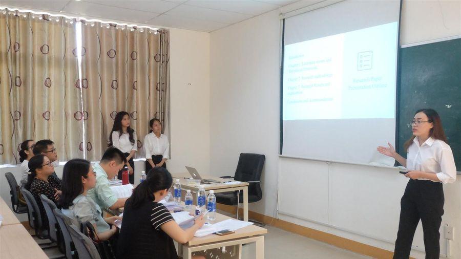 Trường ĐH Kinh tế Đà Nẵng: 360 đề tài đăng ký Hội nghị sinh viên NCKH cấp trường
