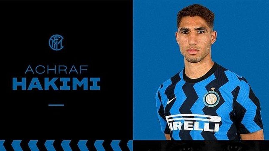 Inter Milan chính thức có tân binh đầu tiên ở mùa chuyển nhượng