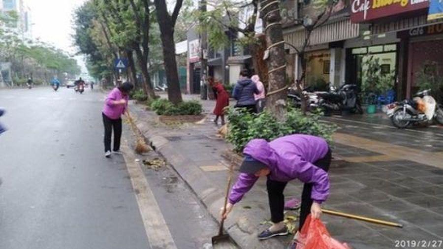 Ra mắt website để cải thiện môi trường sống cho thành phố Hà Nội