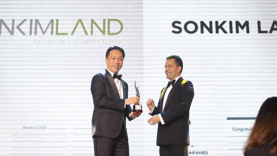 SonKim Land vinh dự nhận Giải thưởng 'Môi trường làm việc tốt nhất Châu Á 2020' tại VN