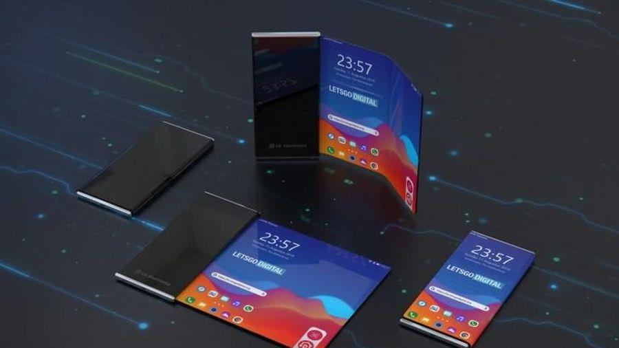 Smartphone màn hình cuộn của LG sẽ trình làng vào đầu năm tới