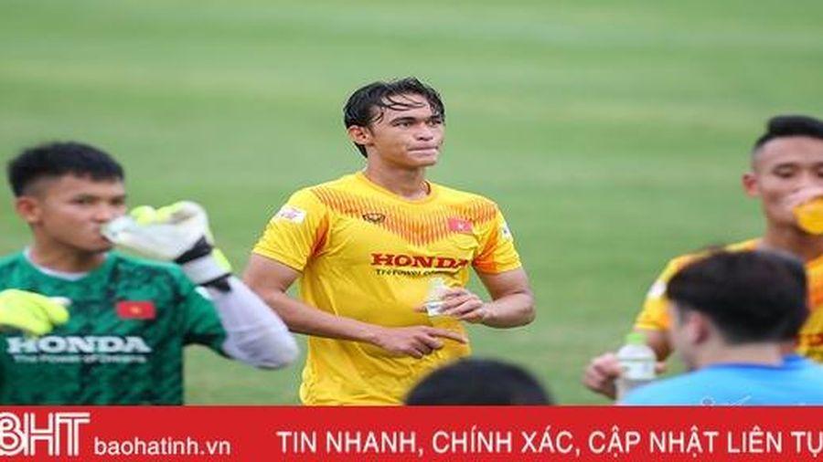 Sao trẻ Việt kiều Pháp được HLV Park gọi lên U22 Việt Nam là ai?