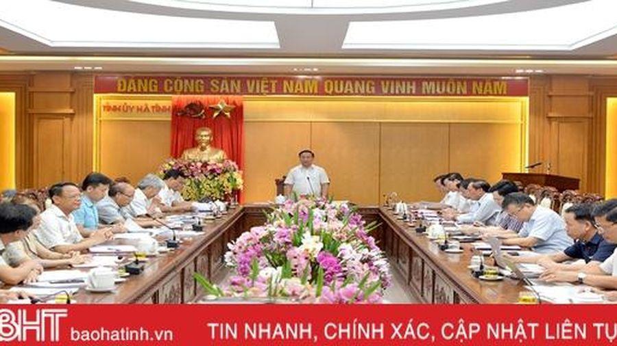 Xác định rõ các mũi đột phá, xây dựng thị xã Hồng Lĩnh xứng tầm đô thị phía Bắc Hà Tĩnh