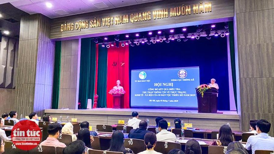 Ủy ban Dân tộc công bố kết quả thu thập thông tin về 53 dân tộc thiểu số