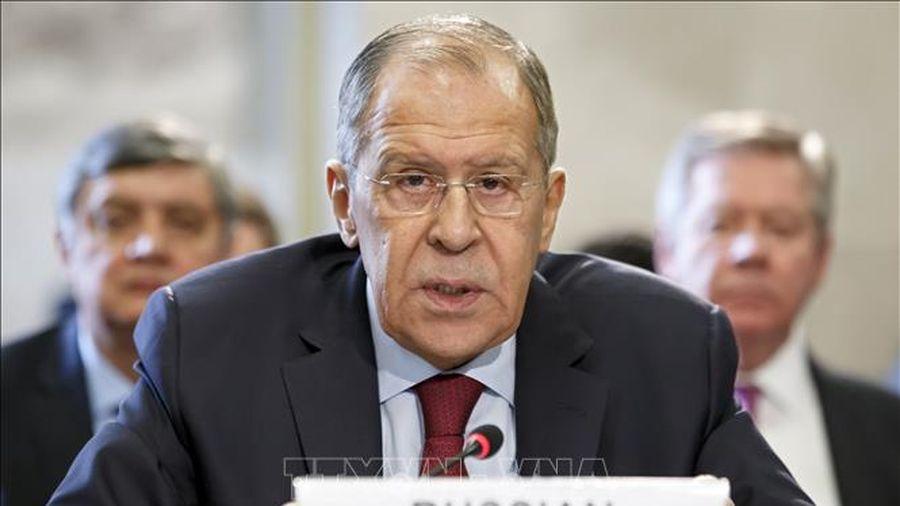 Nga khôi phục hoạt động của Đại sứ quán tại Libya
