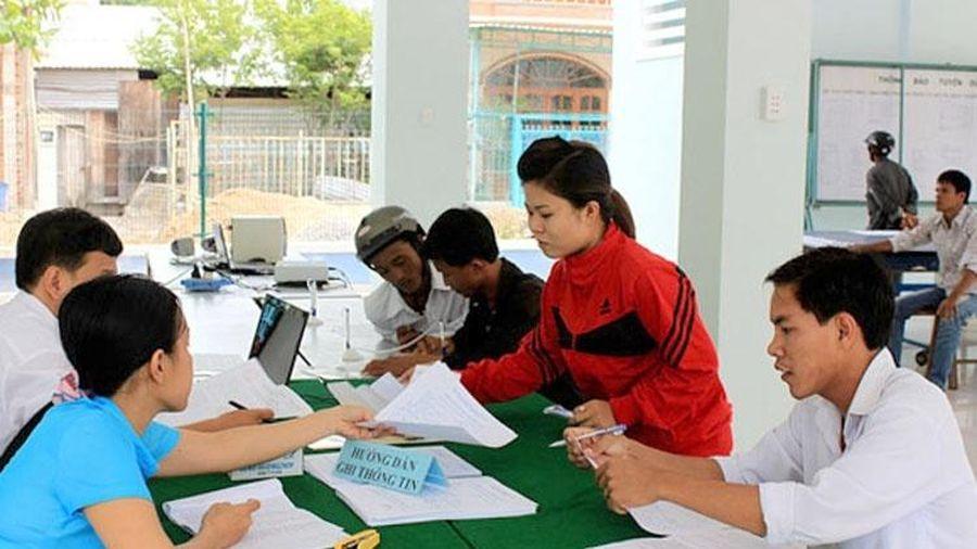 Bình Phước: 100% lao động được tư vấn bảo hiểm thất nghiệp