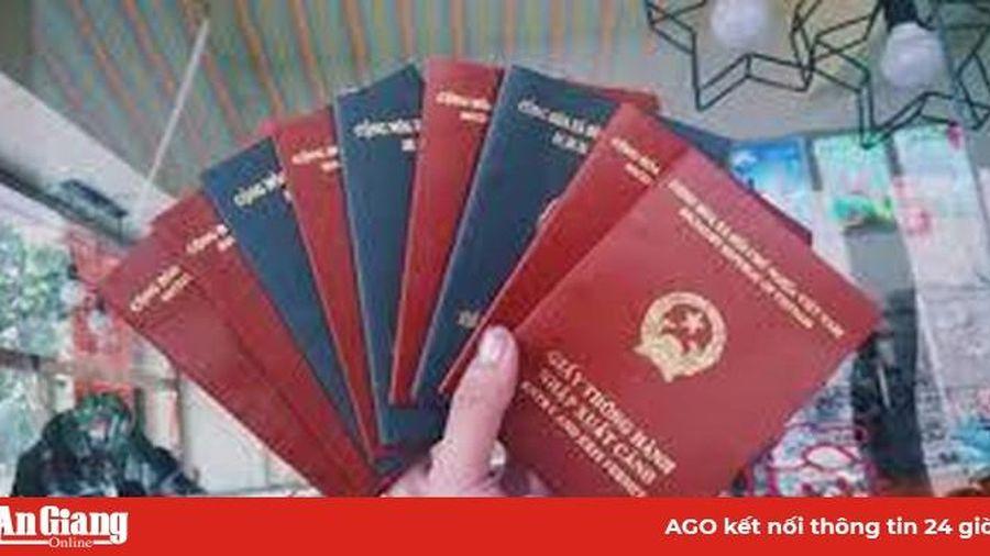 Quy định về việc cấp giấy thông hành
