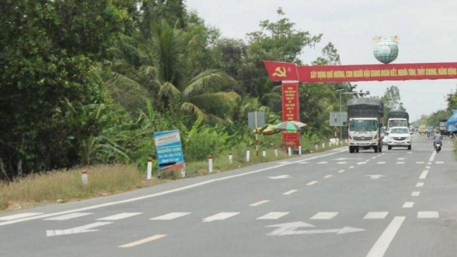 Nhức nhối TNGT trên các tuyến quốc lộ qua Hậu Giang