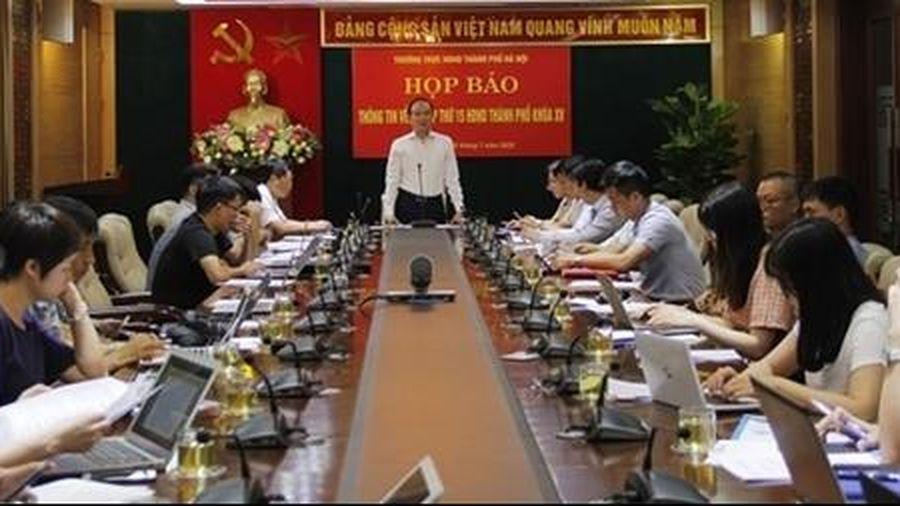 Hà Nội cam kết trả 200 tỷ nợ Viettel duy trì hạ tầng dịch vụ công trực tuyến