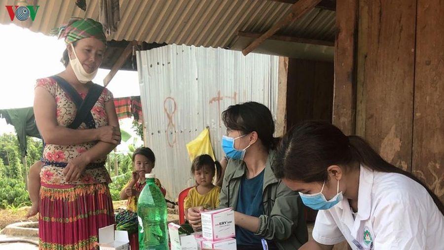 Đắk Nông và các tỉnh lân cận cẩn trọng với bạch hầu