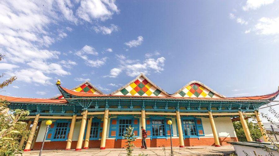Karakol - thiên đường ở Kyrgyzstan