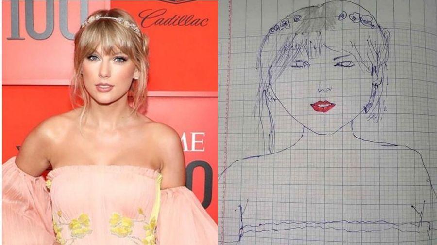 Từ thả tim rần rần tới cười sặc với loạt fanart 'độc nhất vô nhị' của fan nhà Taylor Swift