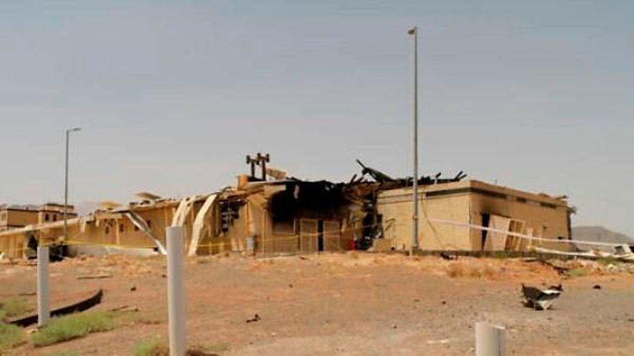 Iran cảnh báo Mỹ và Israel sau vụ nổ lớn tại nhà máy hạt nhân Natanz