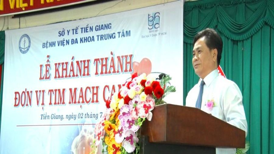 Tin vui cho người dân Tiền Giang