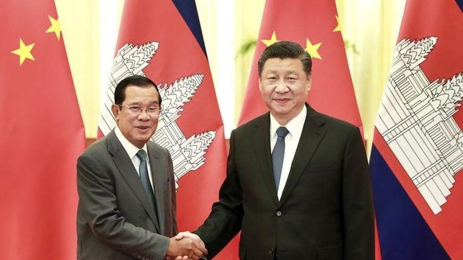 Ông Tập: Trung Quốc - Campuchia chia sẻ tương lai không thể chia rẽ