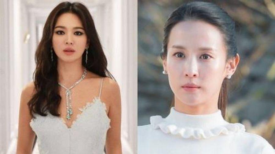 Tình bạn ít người biết của Song Hye Kyo và sao nữ 'Ký sinh trùng'