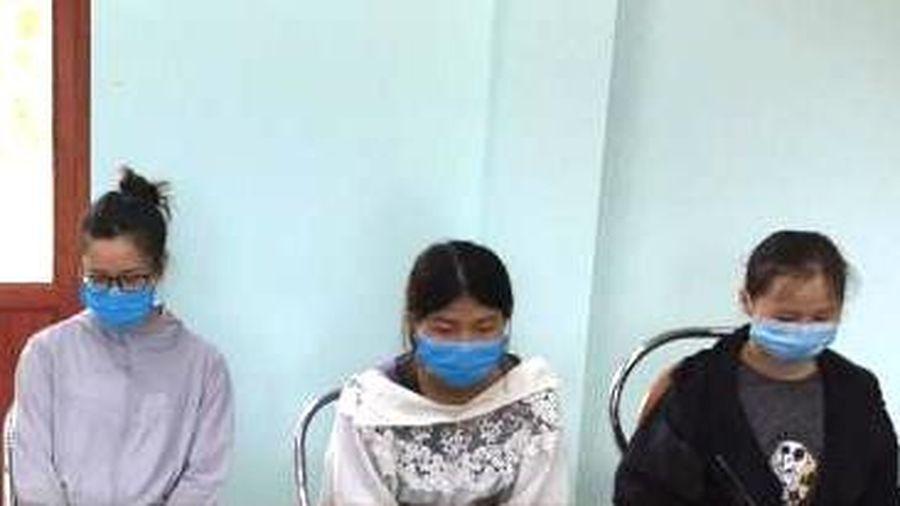 Bắt giữ 5 'con bạc' người Trung Quốc nhập cảnh trái phép vào Việt Nam