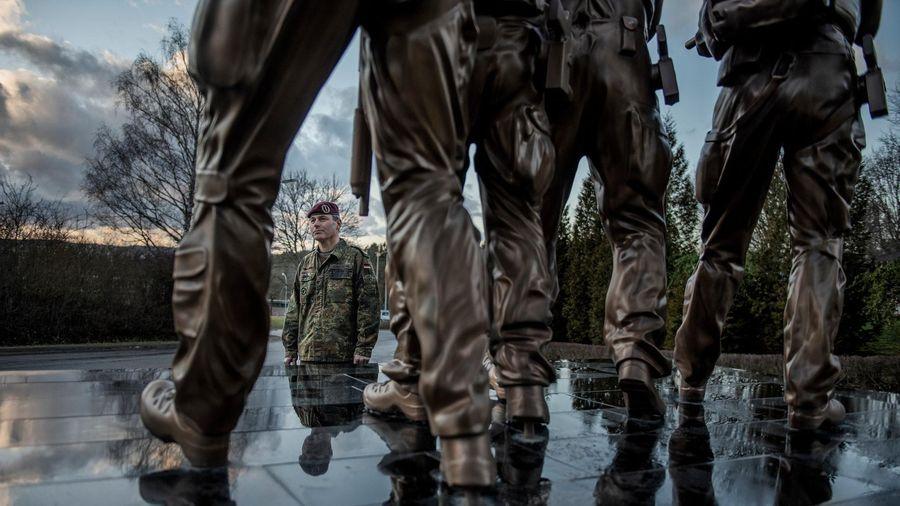 'Kẻ thù bên trong chúng ta' - tân phát xít bám rễ vào quân đội Đức