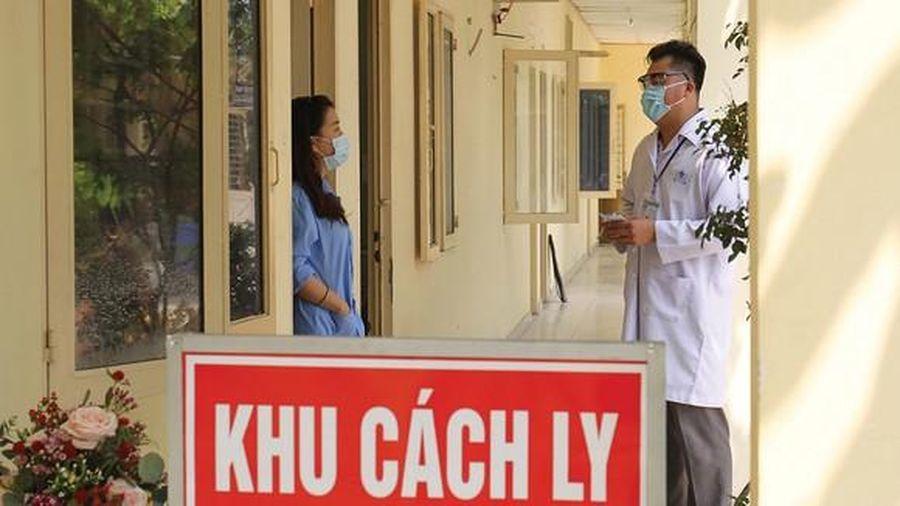 Số liệu mới nhất về dịch Covid-19 tại Việt Nam