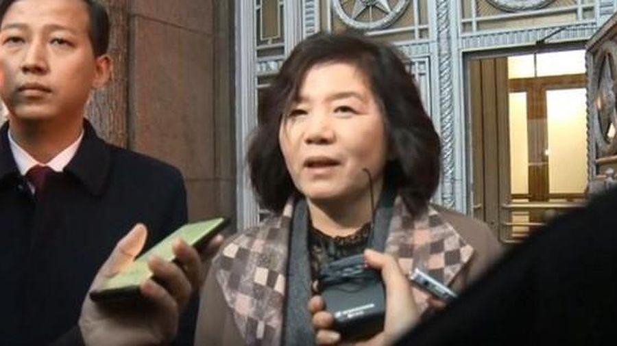 Triều Tiên: 'Không muốn trở thành công cụ chính trị của Mỹ'
