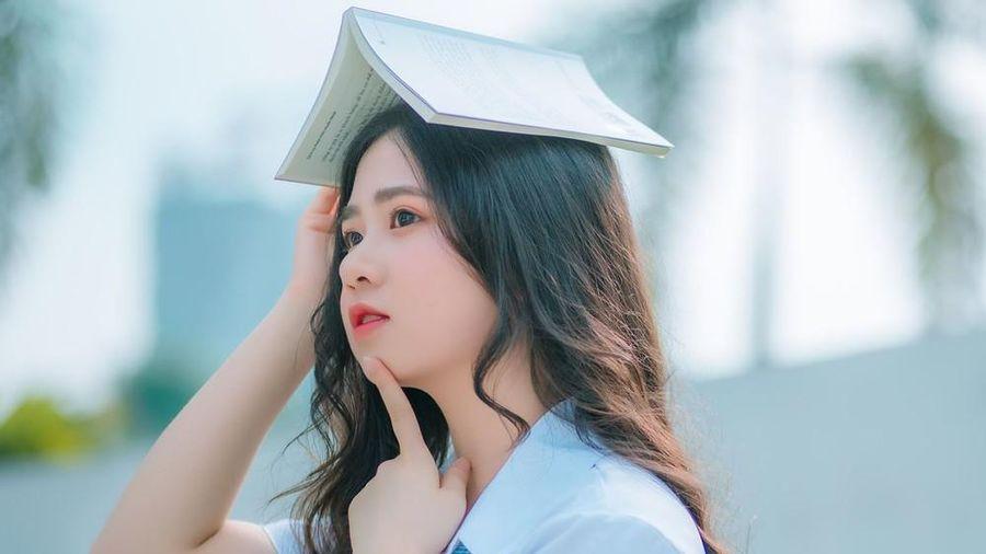 Hot girl trường Luật ước mơ làm giảng viên