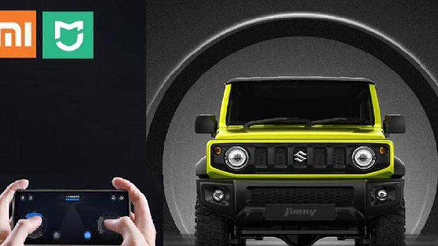 Xe Suzuki Jimny mini từ 640 nghìn đồng đến từ Xiaomi