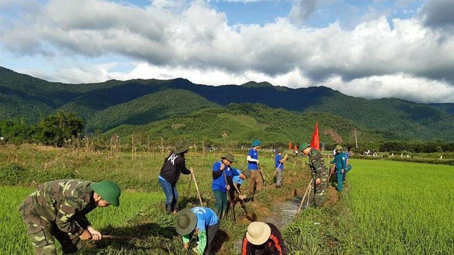 Tuổi trẻ BĐBP Thừa Thiên Huế hưởng ứng chiến dịch thanh niên tình nguyện Hè 2020