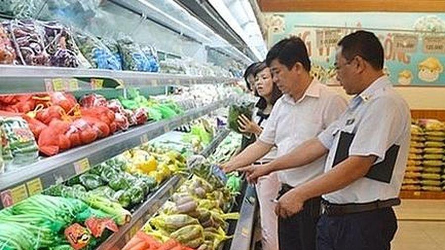 Hà Nội siết chặt quản lý chất lượng vật tư, an toàn thực phẩm