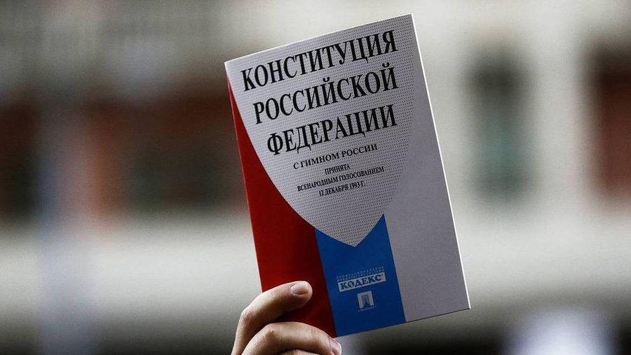 Nga công bố Hiến pháp sửa đổi trên cổng thông tin pháp lý