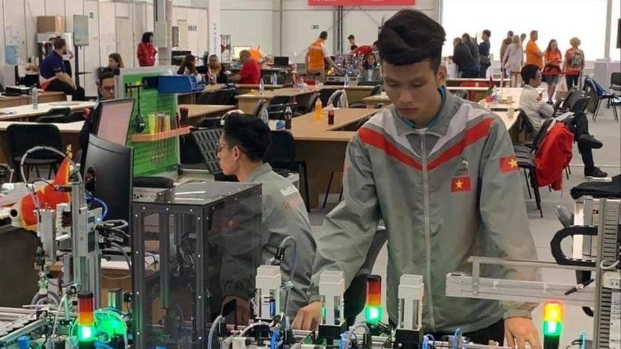 Thợ trẻ giỏi năm 2020: Chàng trai không bỏ cuộc