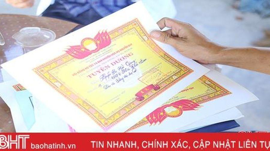 Bí quyết khơi dậy truyền thống hiếu học ở huyện miền biển Hà Tĩnh