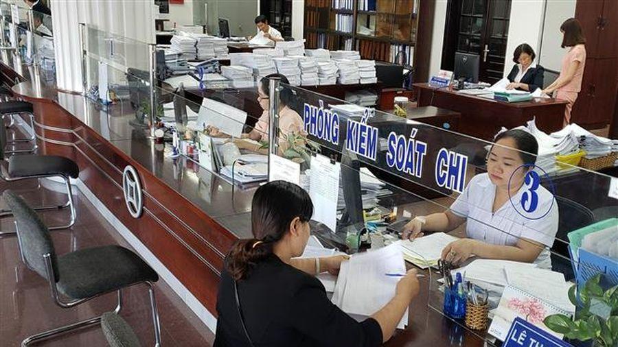 Kho bạc Nhà nước phát hiện hơn 10.000 khoản chi chưa đủ thủ tục