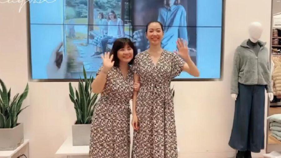 Hé lộ mối quan hệ giữa Thúy Vân với mẹ chồng sắp cưới