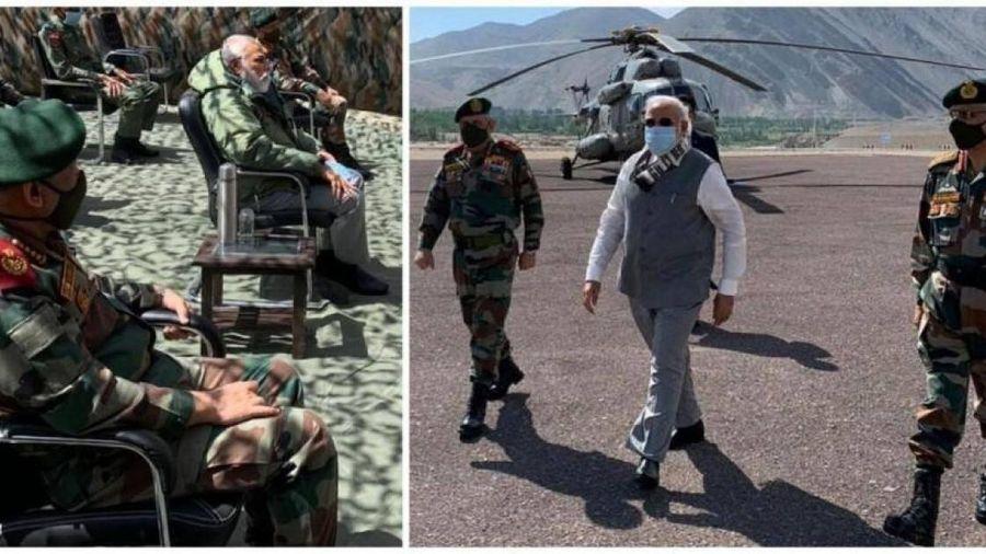 Thủ tướng Ấn Độ tới biên giới tuyên bố: Chủ nghĩa bành trướng đã hết thời