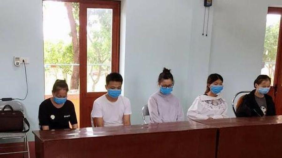 Quảng Ninh: Tạm giữ 5 đối tượng nhập cảnh trái phép vào Việt Nam để đánh bạc