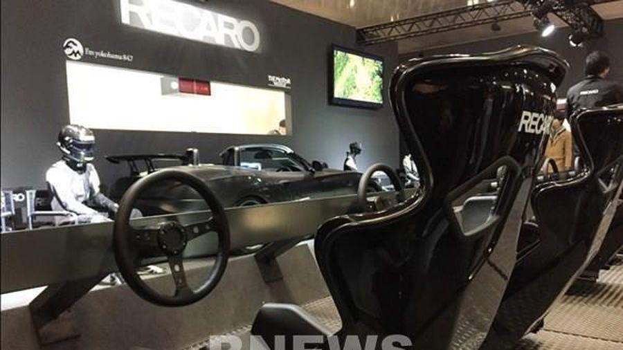THACO xuất khẩu lô khung ghế Composite đầu tiên sang Nhật Bản