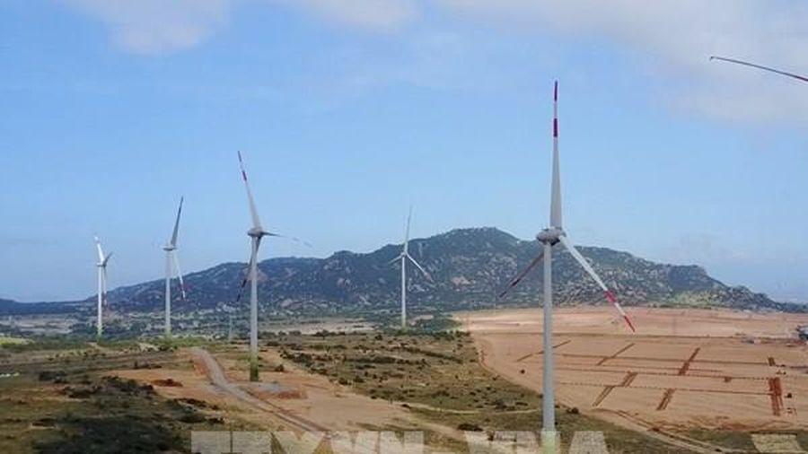 Công ty Gulf mua 2 dự án phong điện ở Việt Nam