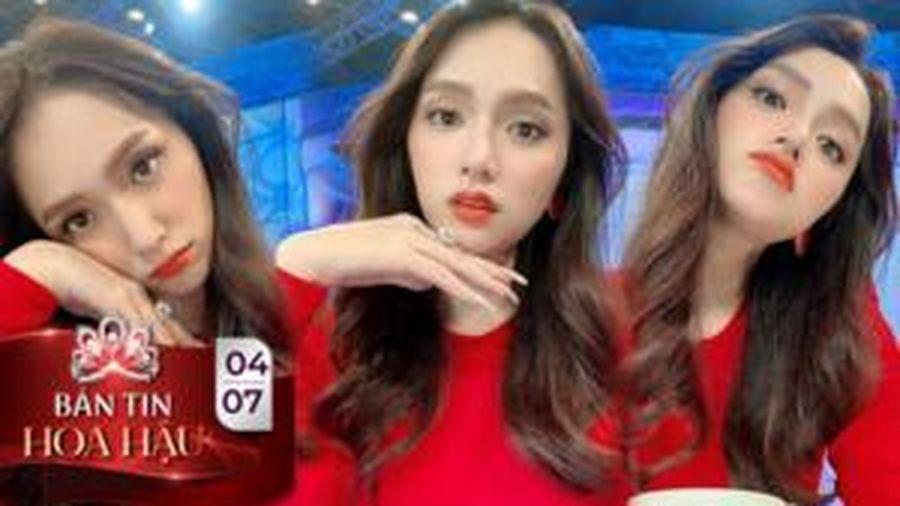 Hương Giang khéo khoe nhẫn kim cương khủng, fan trầm trồ: 'Đích thị công chúa đẹp lại vừa giàu'