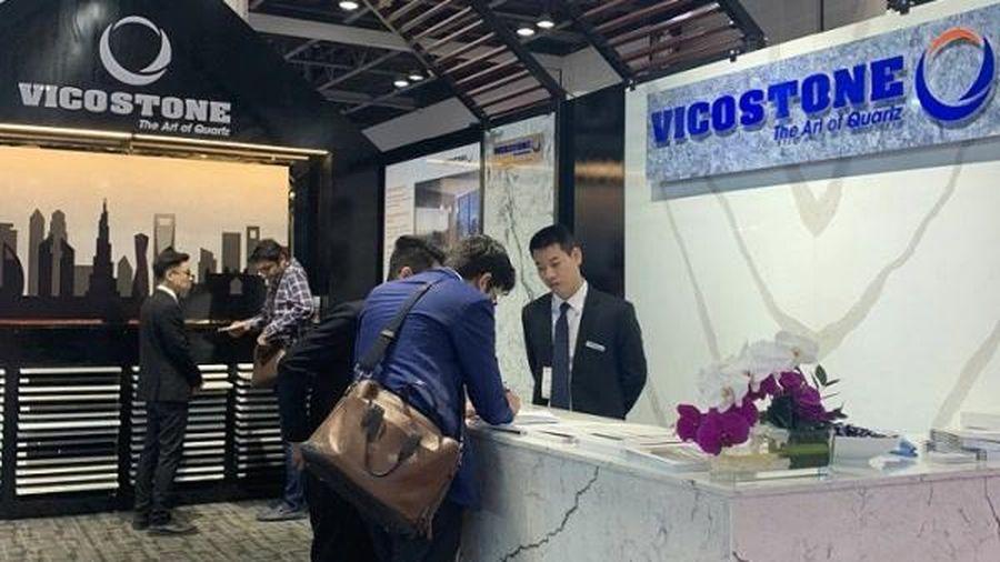 Vicostone ước lãi 559 tỷ đồng trong 6 tháng đầu năm 2020