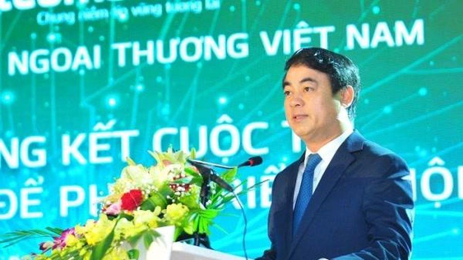 Chủ tịch Vietcombank Nghiêm Xuân Thành: Ngành ngân hàng bị Covid-19 'tấn công' cả trực tiếp và gián tiếp