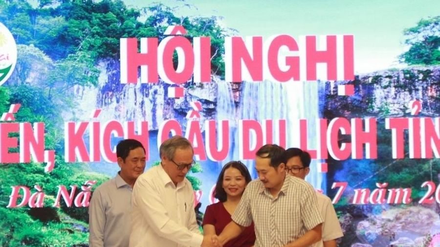 Gia Lai - Đà Nẵng hợp tác phát triển du lịch