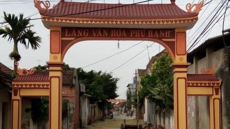 Vĩnh Phúc: Đặc sản bánh hòn tai Phú Hạnh 'Phủ Vĩnh Tường'