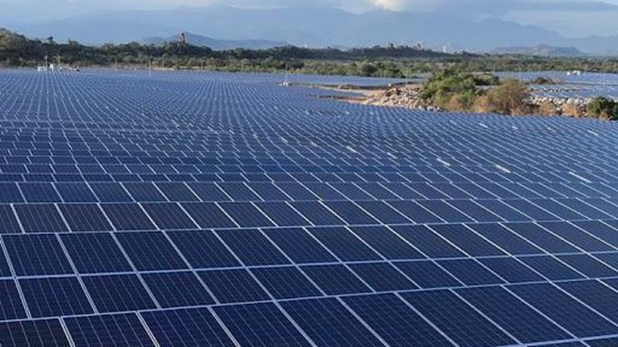 Điện mặt trời Phước Thái 1 dự kiến vận hành thương mại trong tháng 7