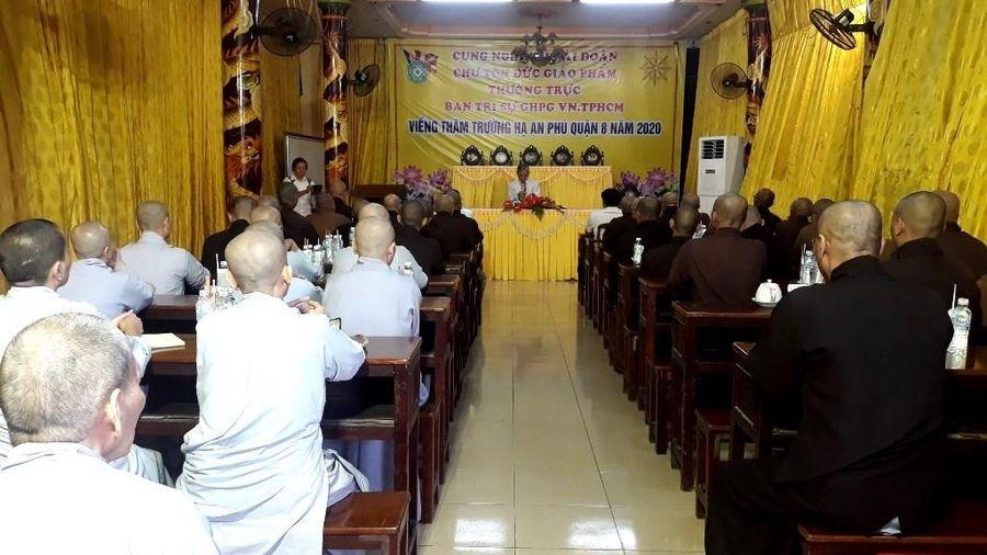 Ban Tôn giáo TP phổ biến Luật Tín ngưỡng, tôn giáo